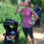 Best tips and advice for getting fit as a new mum