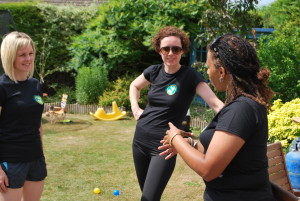 "Being a Ready Steady Mums Group Leader - ""It's all about great communication"""
